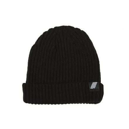United Label Beanie Black